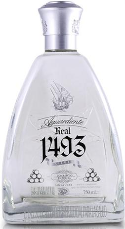 Aguardiente Real 1493